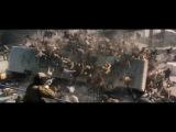 Видео к фильму «Война миров Z» (2013): Трейлер №2 (дублированный)